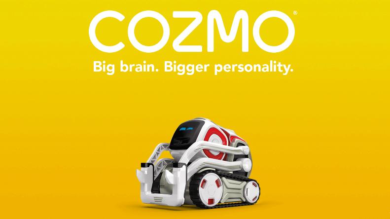 Умный робот Сozmo